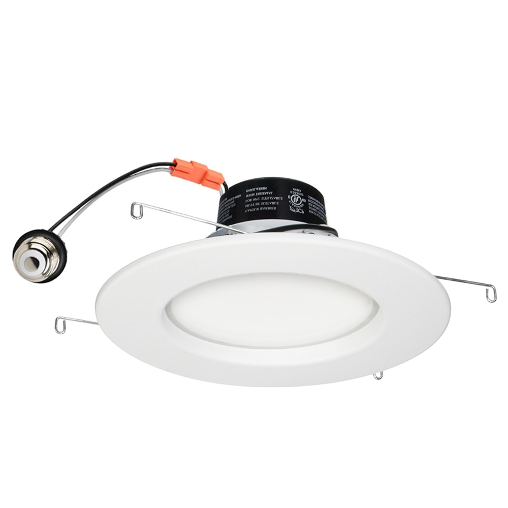 LED Recessed Retrofit Light for 6 Inch Can Light