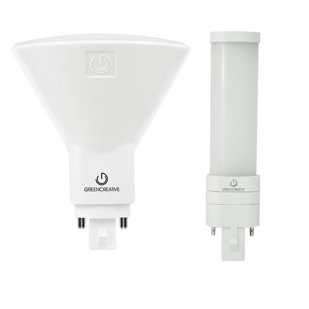 medium resolution of led pl cfl 2 pin and 4 pin led bulbs 4 pin light bulb wiring