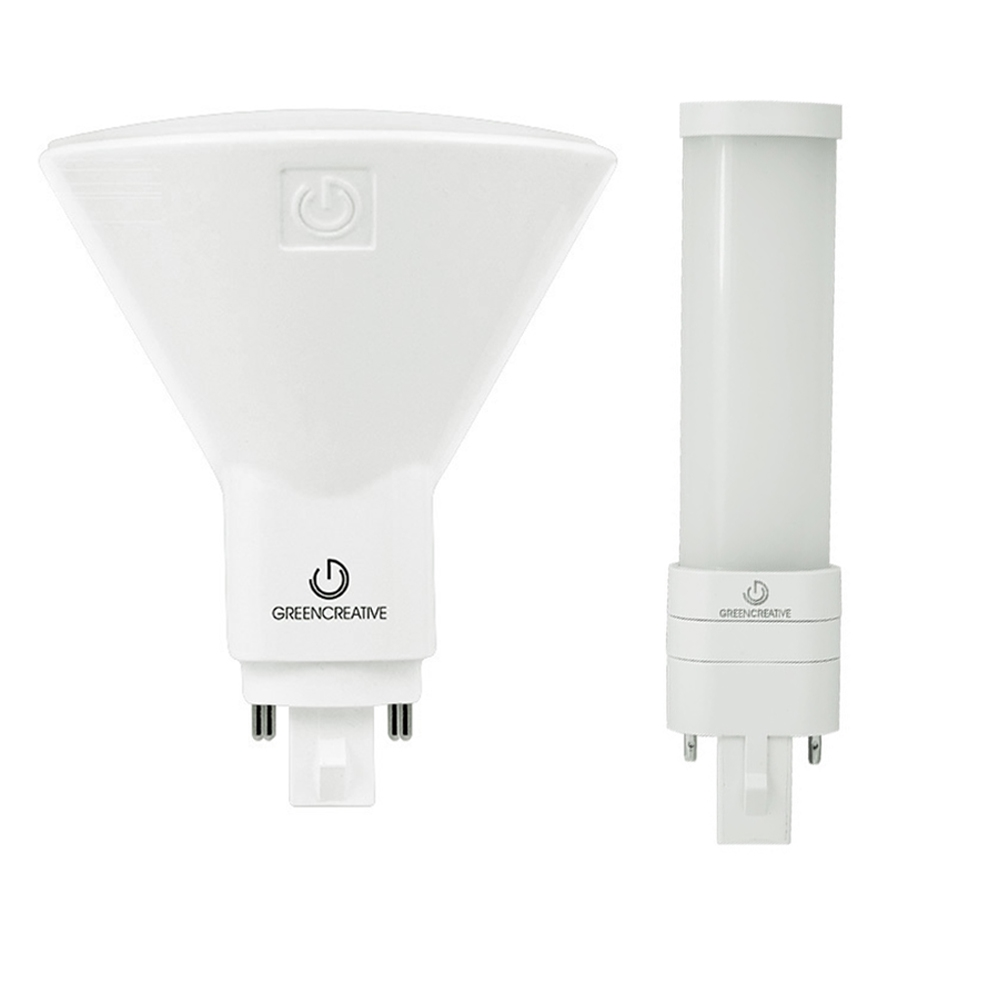 hight resolution of led pl cfl 2 pin and 4 pin led bulbs 4 pin light bulb wiring