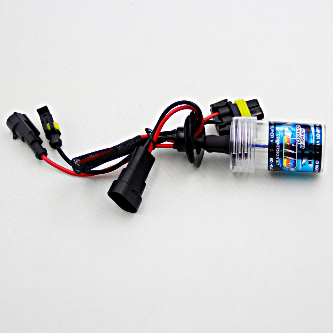 crossfox 2pcs 55w xenon h1 h7 h11 h3 h13 9005 9006 9004 9007 880 headlight bulb  [ 1000 x 1000 Pixel ]