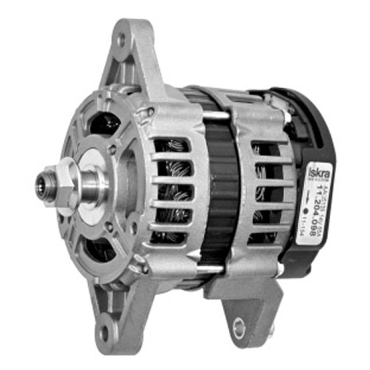 hight resolution of deutz ag khd l4 3 6 engine letrika alternator mg75