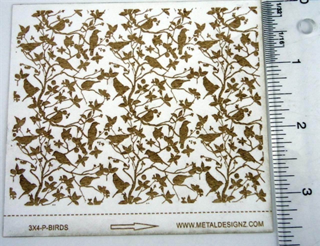 laser cut texture paper