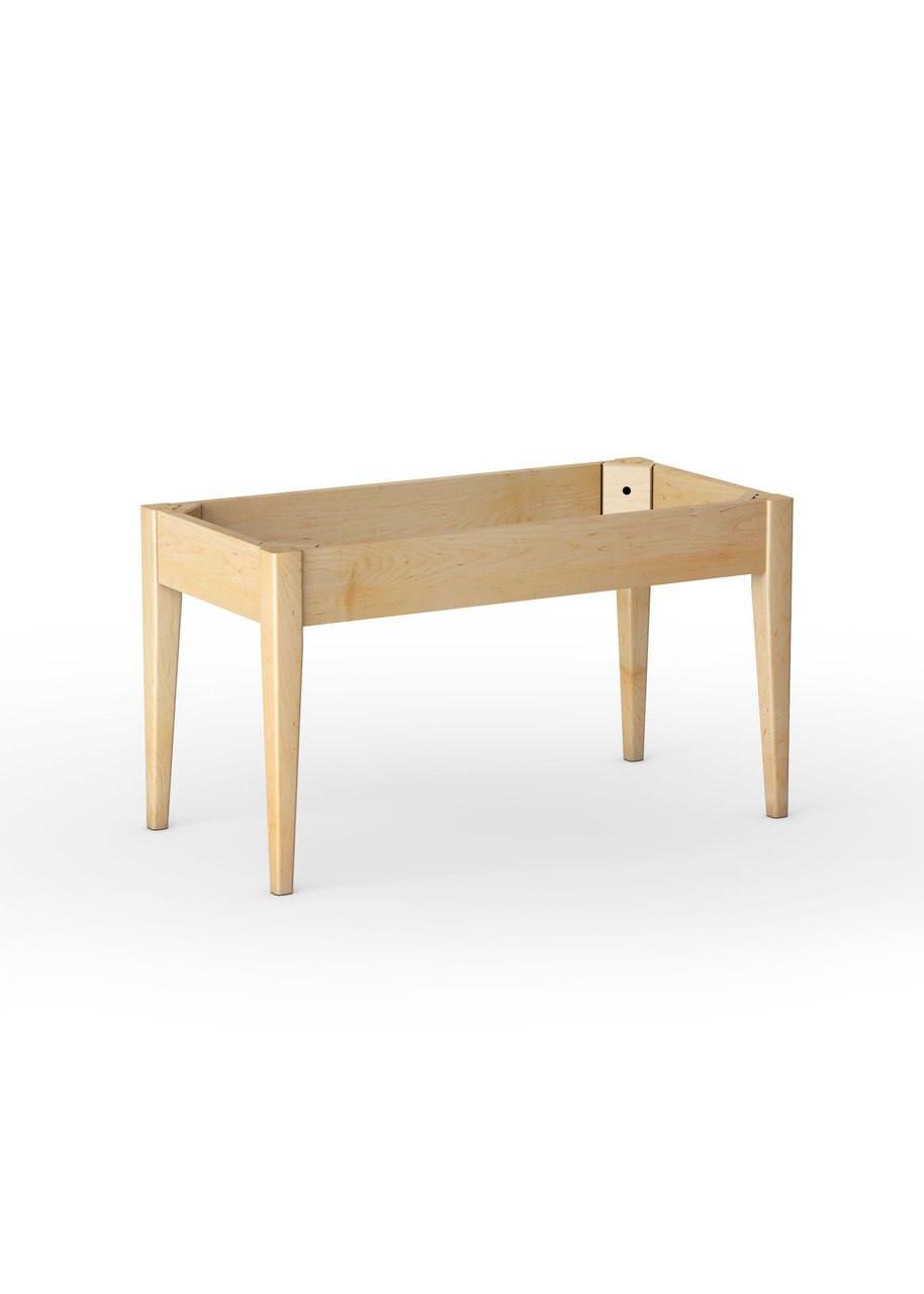 juhl coffee table base 18 thin leg
