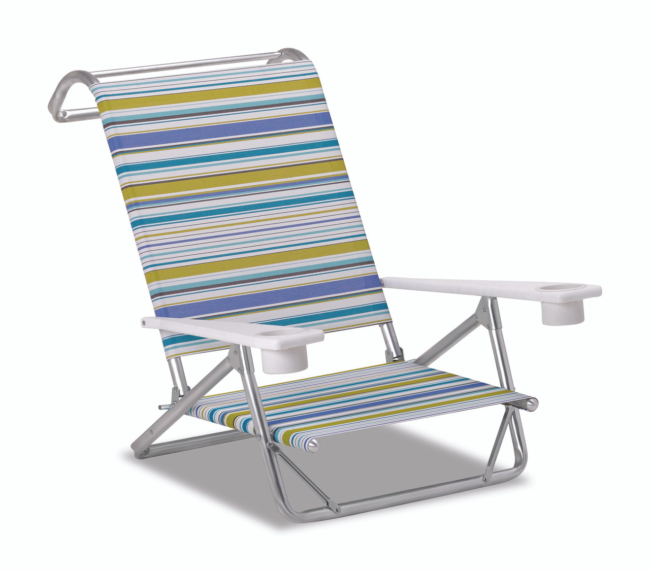 Telescope Beach Chair Telescope Casual Original Min Sun Chaise With Arms Mgp W Cup Holders