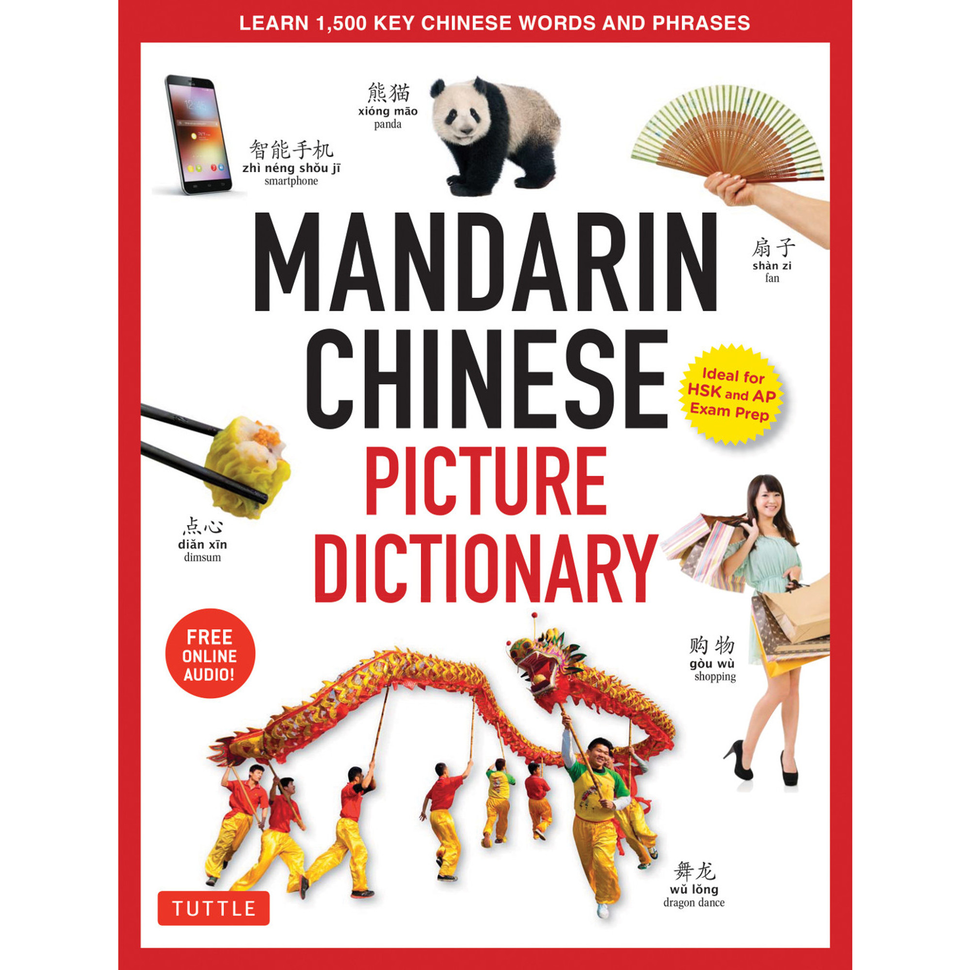 Mandarin Chinese Picture Dictionary - Tuttle Publishing