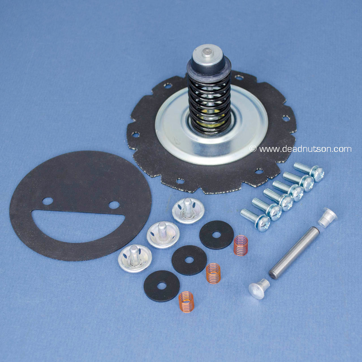hight resolution of carter high performance x fuel pump rebuild kit