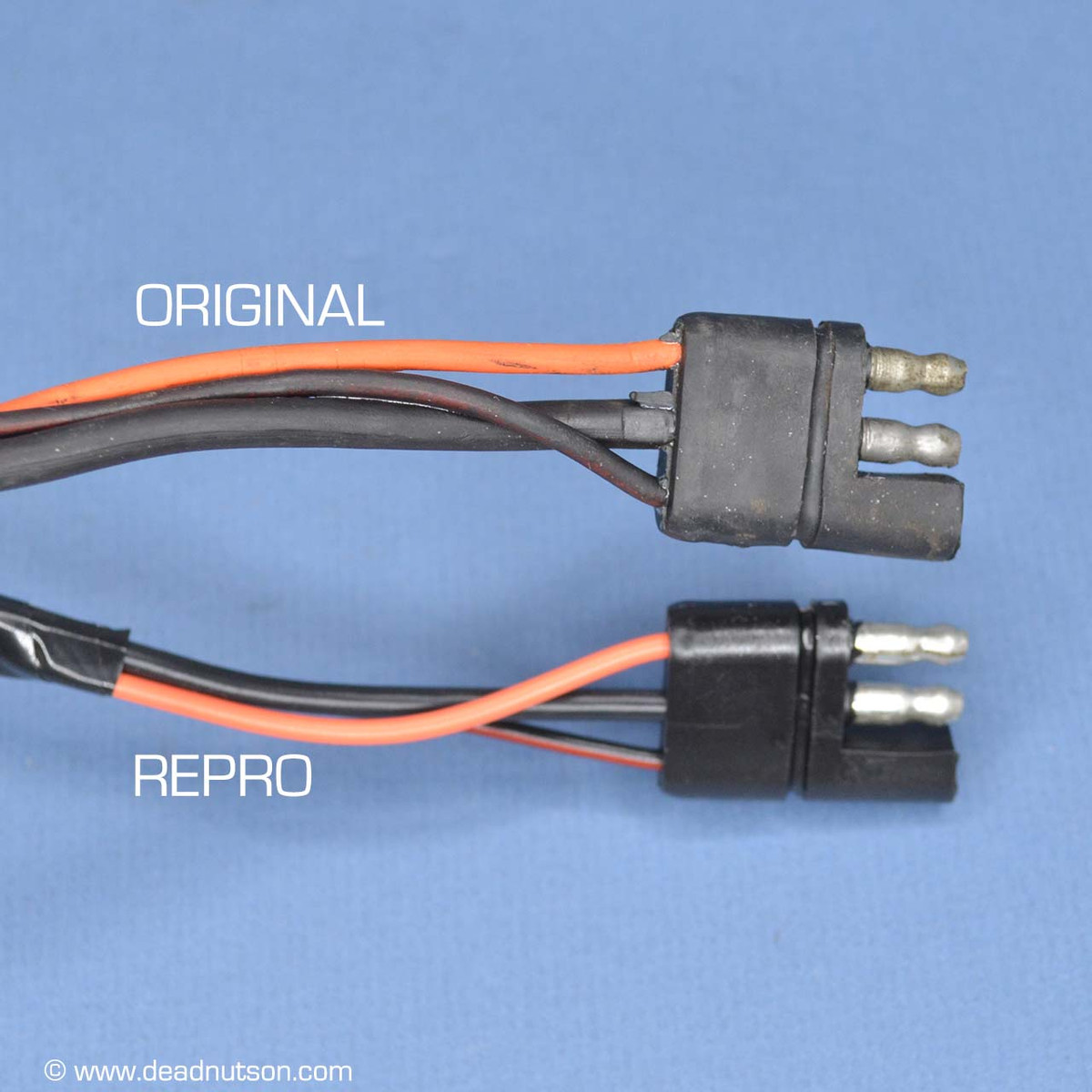 small resolution of 1969 alternator wire harness without tach