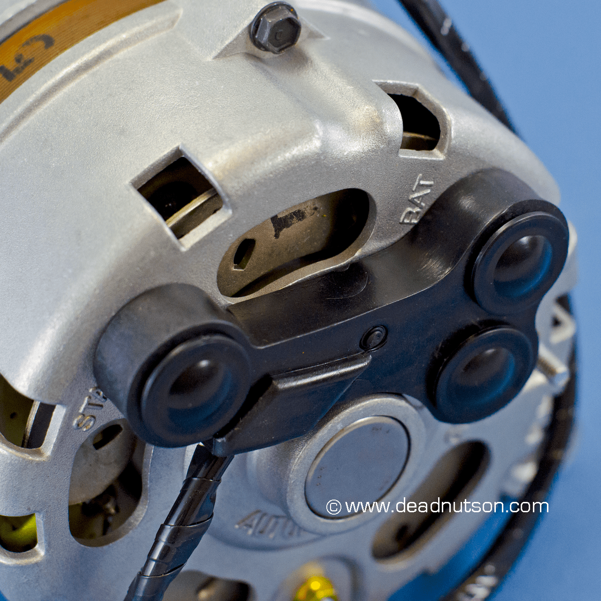 hight resolution of 1970 alternator wire harness with tach