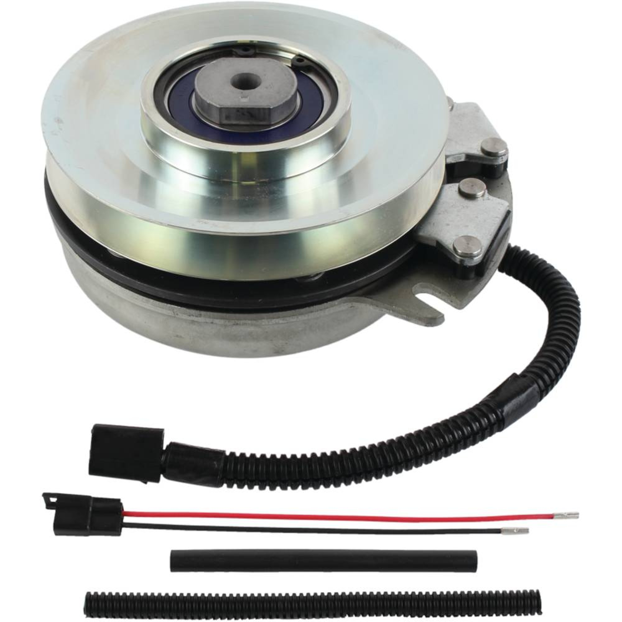 xtreme replacement clutch for wright stander 71410001 with wire harness repair kit xtreme outdoor power equipment [ 1139 x 1280 Pixel ]