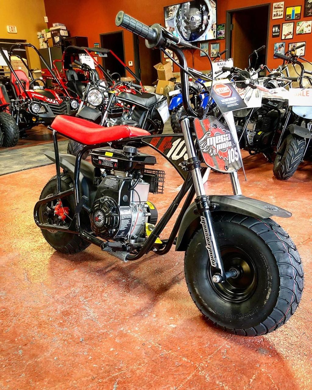Motovox Mini Bike Parts : motovox, parts, Motovox, Tires