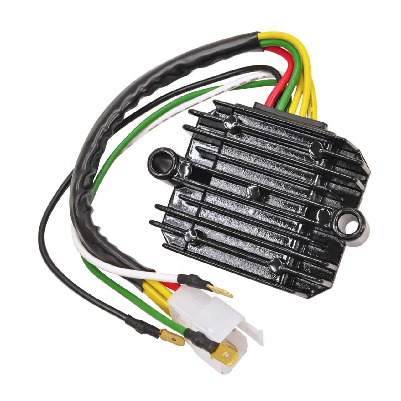 hight resolution of rick s motorsport electrics lithium ion battery compatible regulator rectifier 14 100 main image