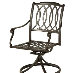 Swivel Rocker Outdoor Dining Chairs Leather Chaise Lounge Chair Hanamint Mayfair