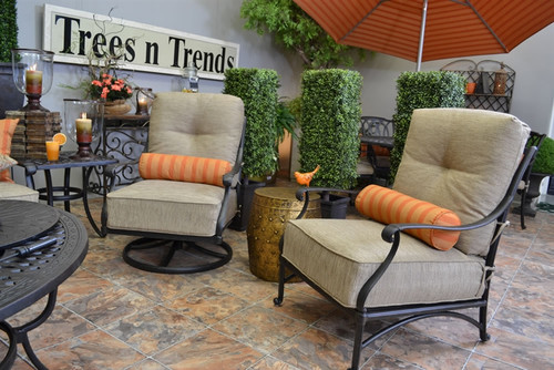 hanamint mayfair outdoor estate club chair