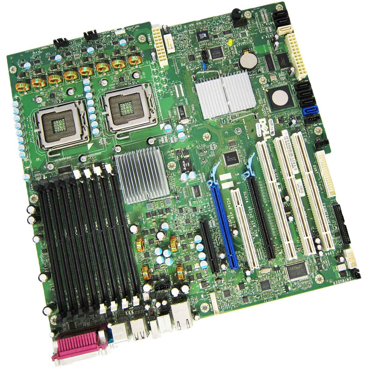 Dell RW199 - Dual CPU Socket Motherboard for Precision T7400 Workstation - CPU Medics