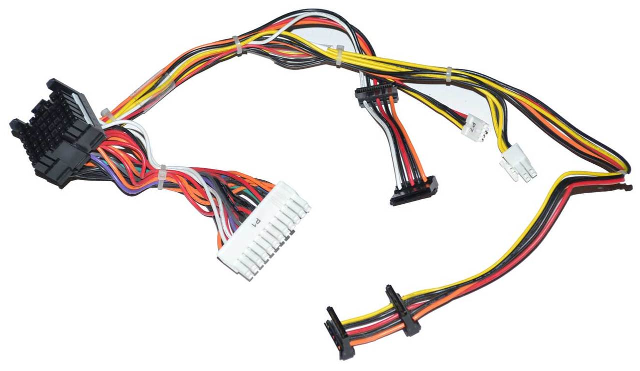 medium resolution of dell py536 wiring harness for power supply t553c cpu medics power supply wiring harness