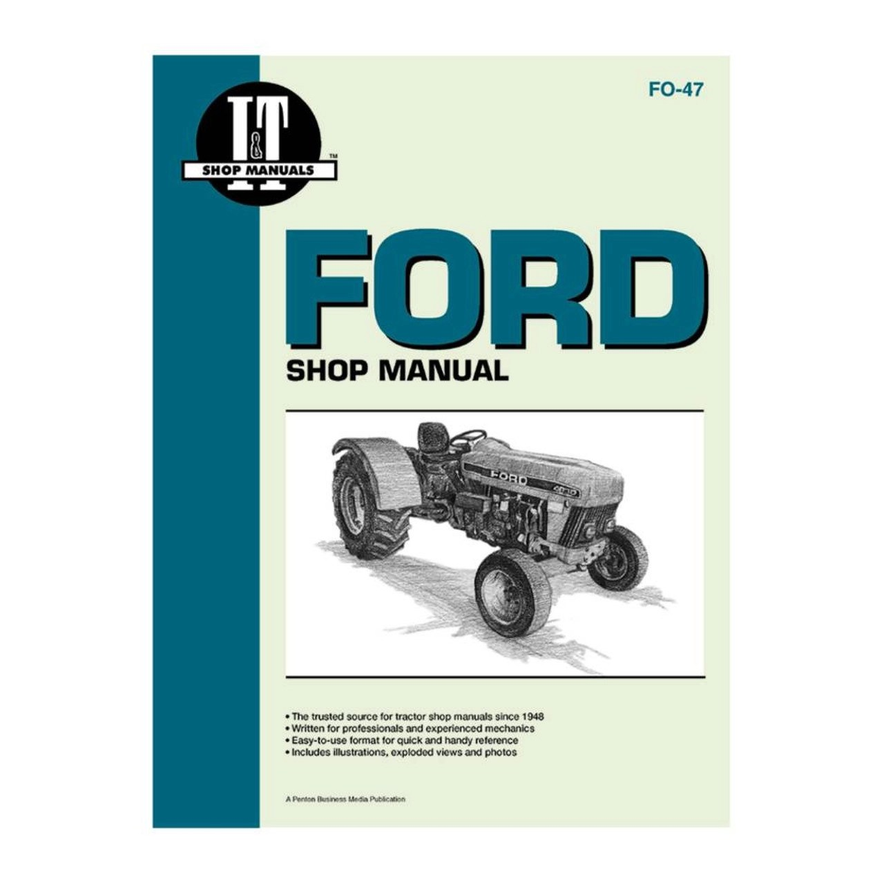 medium resolution of new service manual for ford new holland tractor 3230 3430 3930 4630 ford 3230 wiring diagram