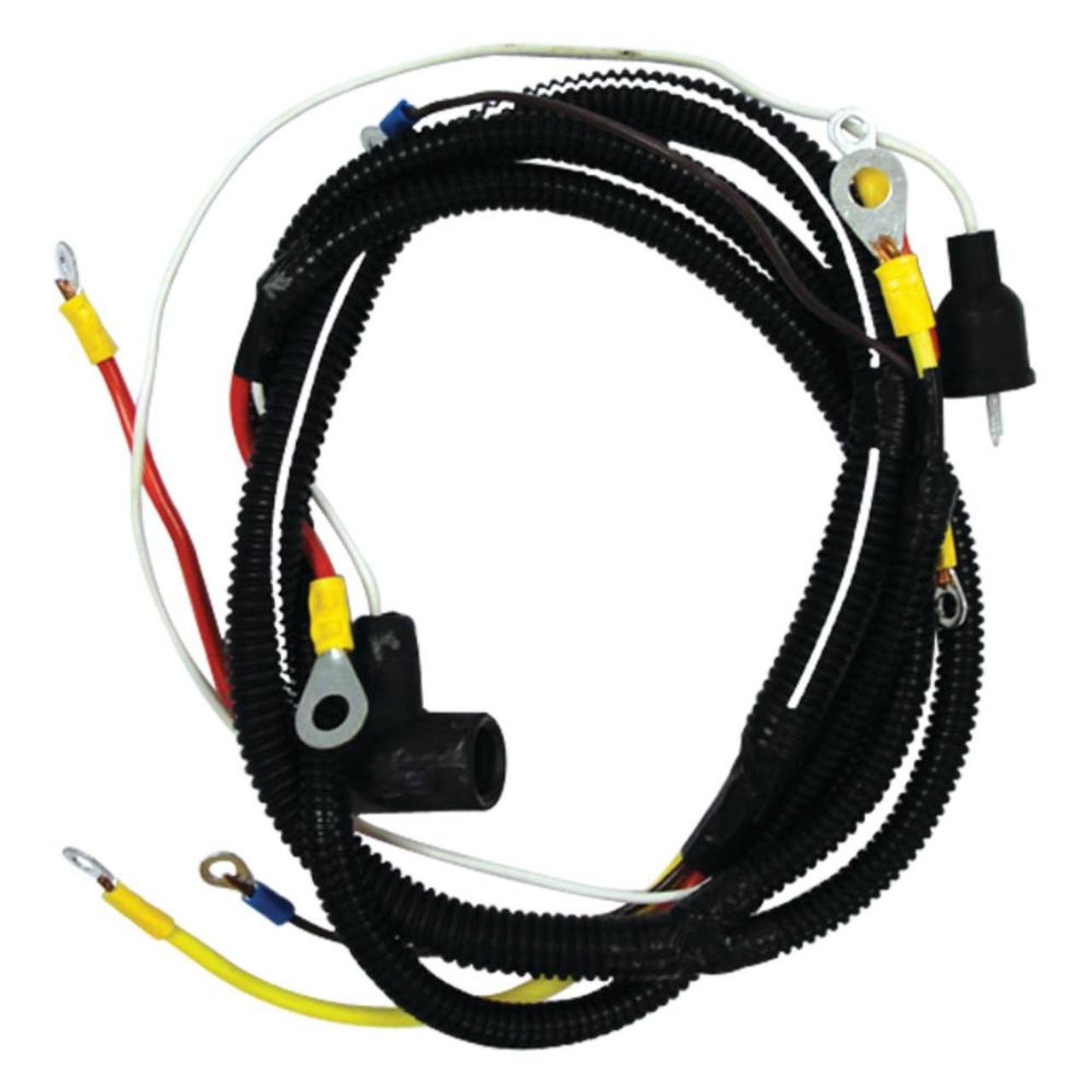 medium resolution of 2n 8n front dist tractor 12v alt alternator wiring harness 8ne10301 2n 8n front dist tractor 12v alt alternator wiring harness 8ne10301