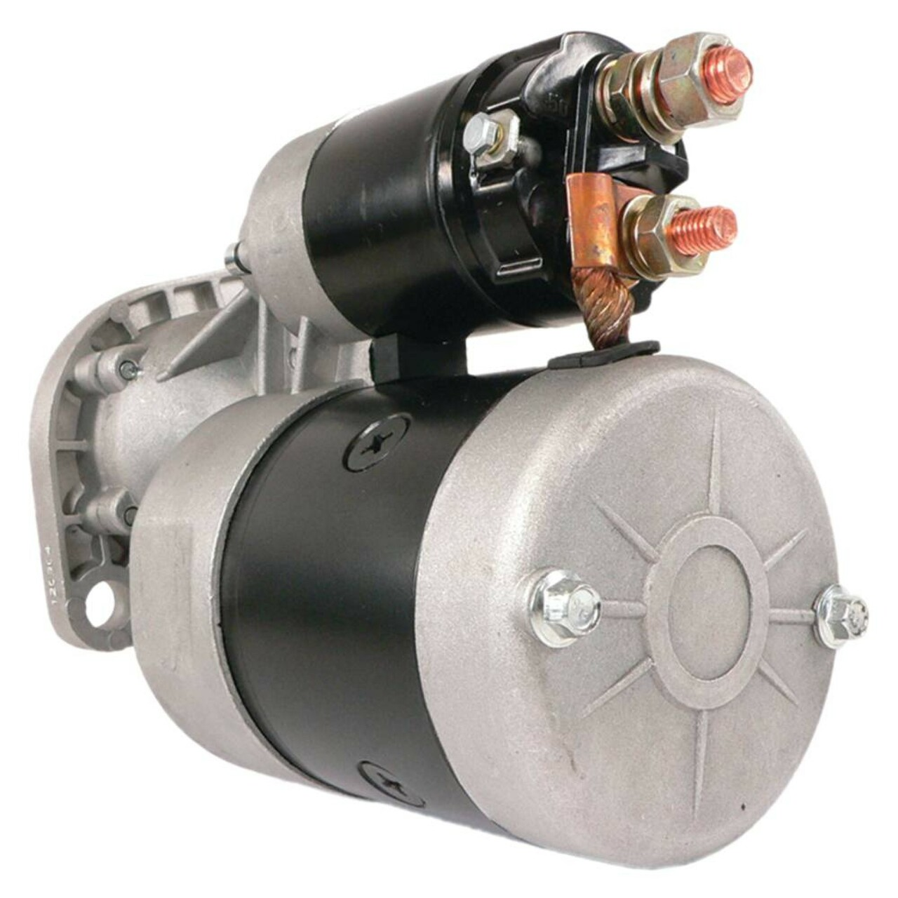small resolution of  new starter for john deere tractor ty6720 complete tractor on john deere 6420 wiring