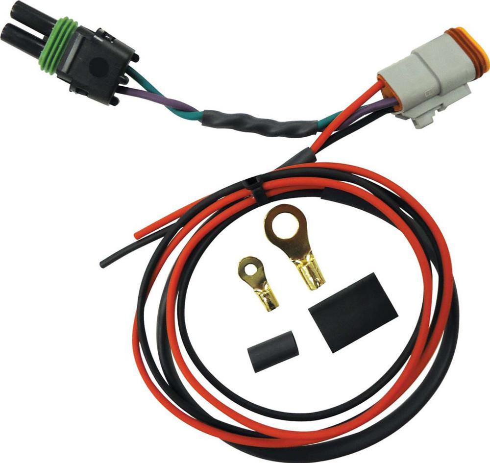 50 2008 distributor adaptercrane w 3 pin deutsch quickcar racing products [ 1000 x 945 Pixel ]