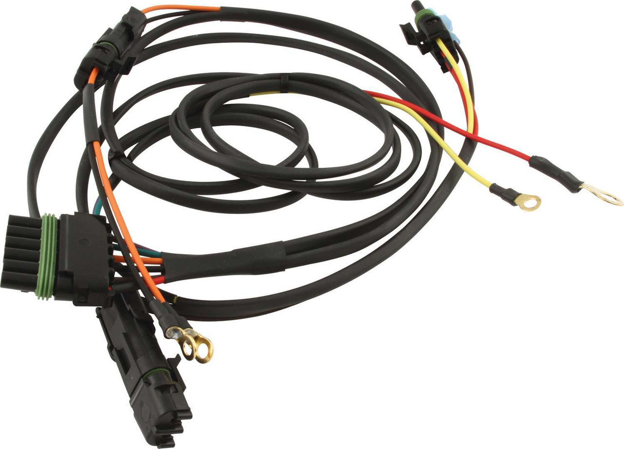 hight resolution of 50 2031 ignition harness single box quickcar racing products