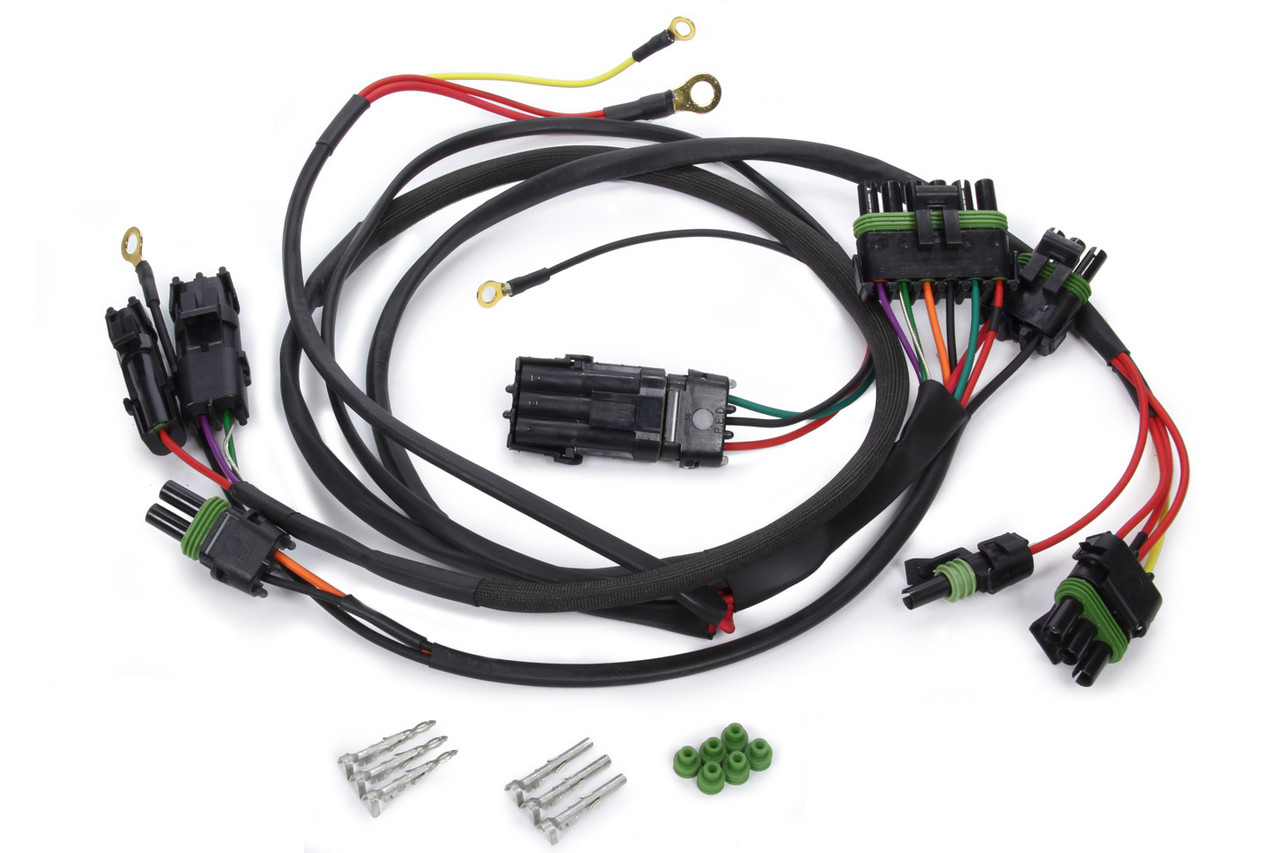 50 2051 ignition wiring harness asphalt lm quickcar racing products [ 1280 x 1273 Pixel ]