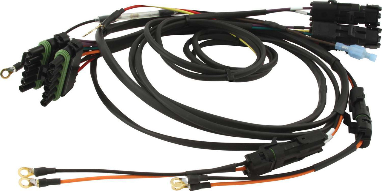 hight resolution of 50 2021 ignition harness dual box quickcar racing products
