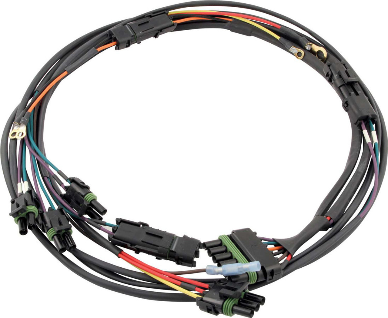 hight resolution of 50 2034 ignition harnesssingle box dual trigger quickcar racing products