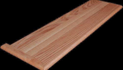Red Oak Stair Tread | Oak Stair Treads For Sale | Hardwood Lumber | Risers | Wood Stair | Stair Parts | Wood