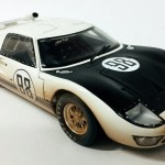 Shelby Collectibles 1 18 1966 Ford Gt 40 Mk11 Daytona 24 Hours After Race Edition