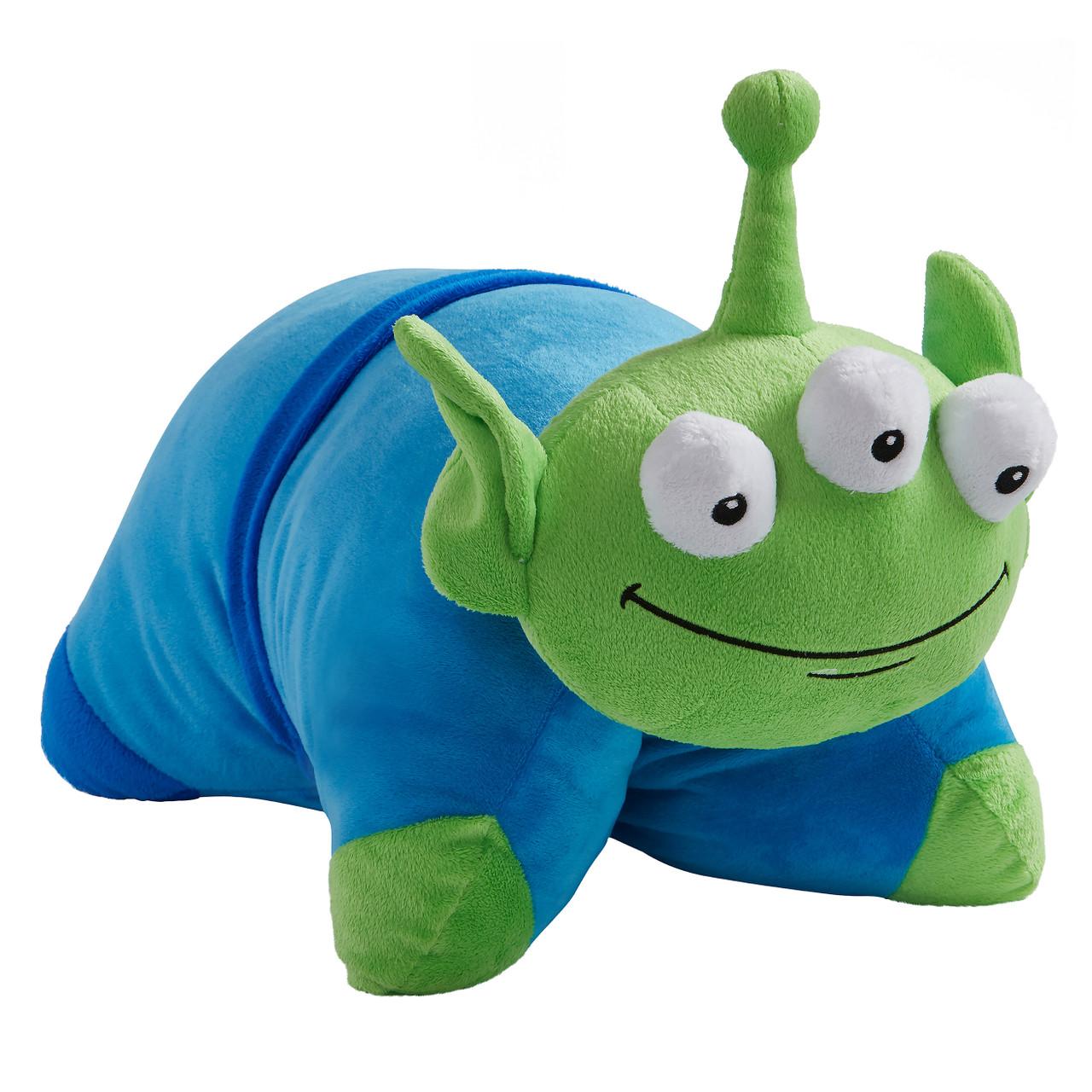 disney toy story little green man pillow pet