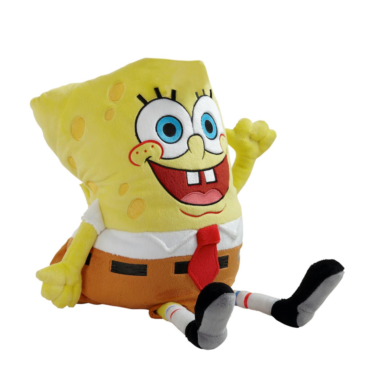 nickelodeon spongebob squarepants pillow pet