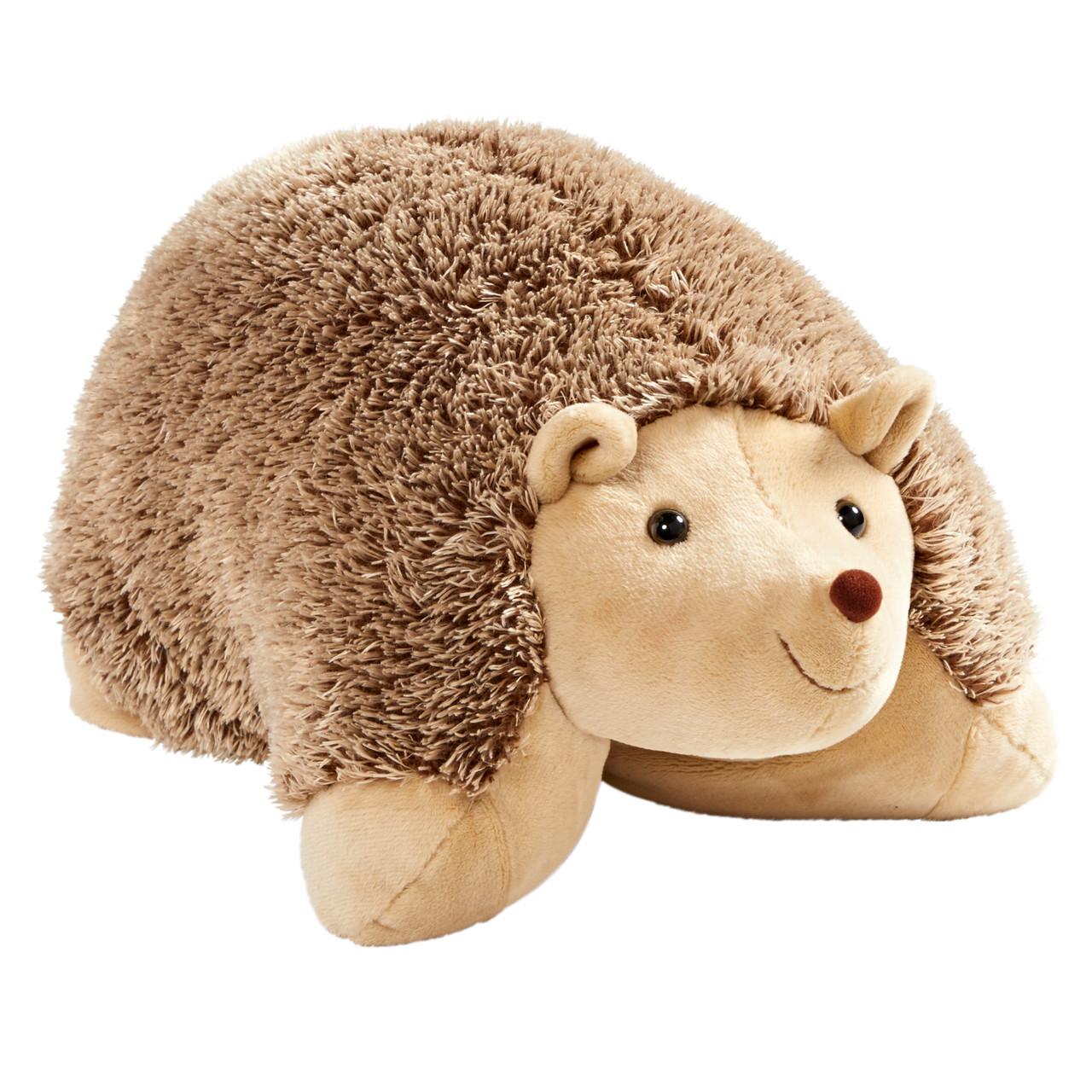 harley hedgehog pillow pet