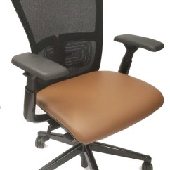 Haworth Zody Chair Taupe Leather Dining Chairs In Fully Adjustable Model Camel