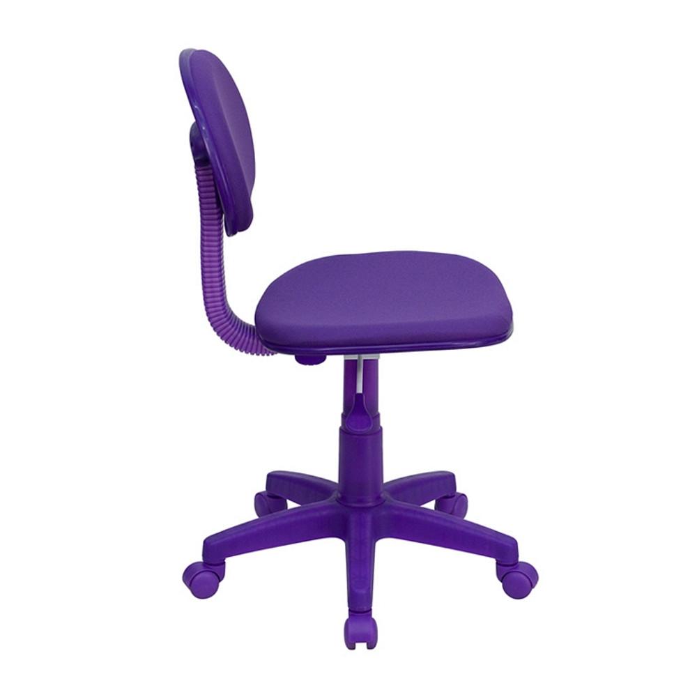 purple task chair wayfair club and ottoman flash furniture fabric swivel seatingmind com