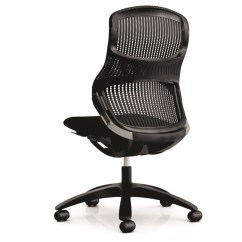 Office Chair Without Arms Kids Game Chairs Knoll Generation No Seatingmind Leave A Review