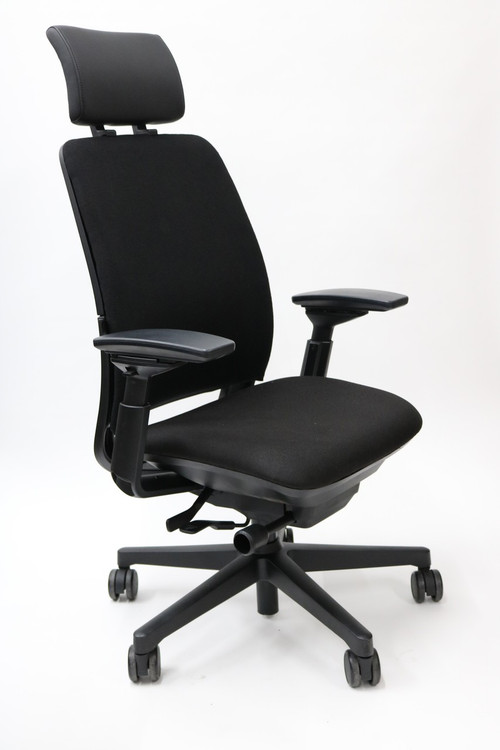 Steelcase Amia Chair With Headrest Fully Adjustable Model