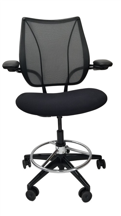 humanscale liberty chair review elderly recliner lift chairs drafting stool seatingmind
