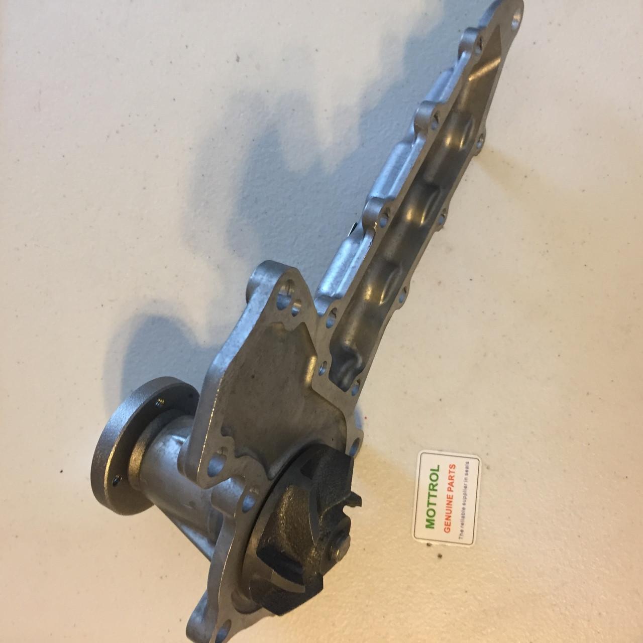 small resolution of 15521 73039 water pump fits bobcat skid steer loader 743b 753g 763 kubota v2403