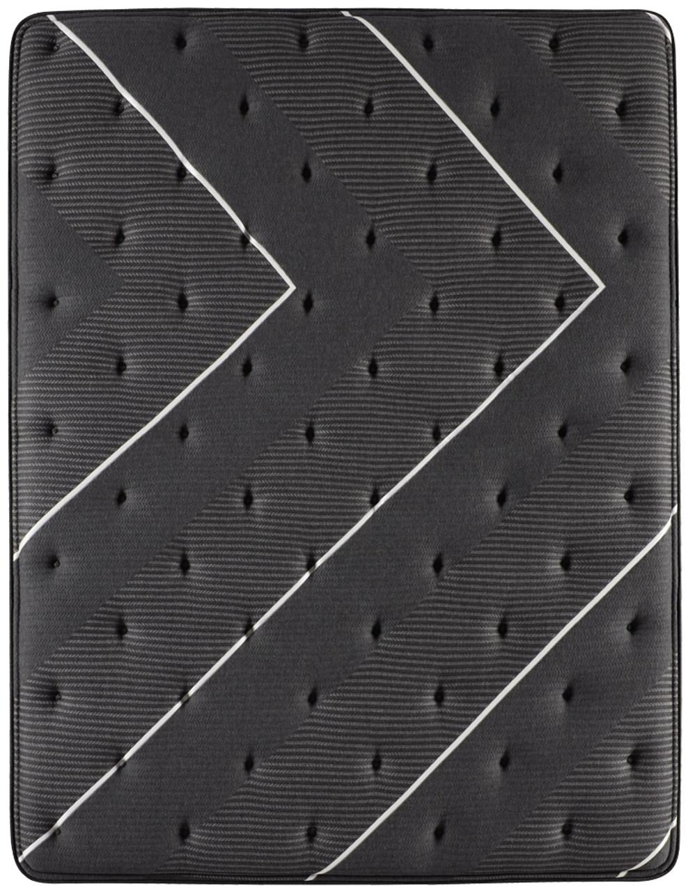 simmons beautyrest black c class plush pillow top mattress