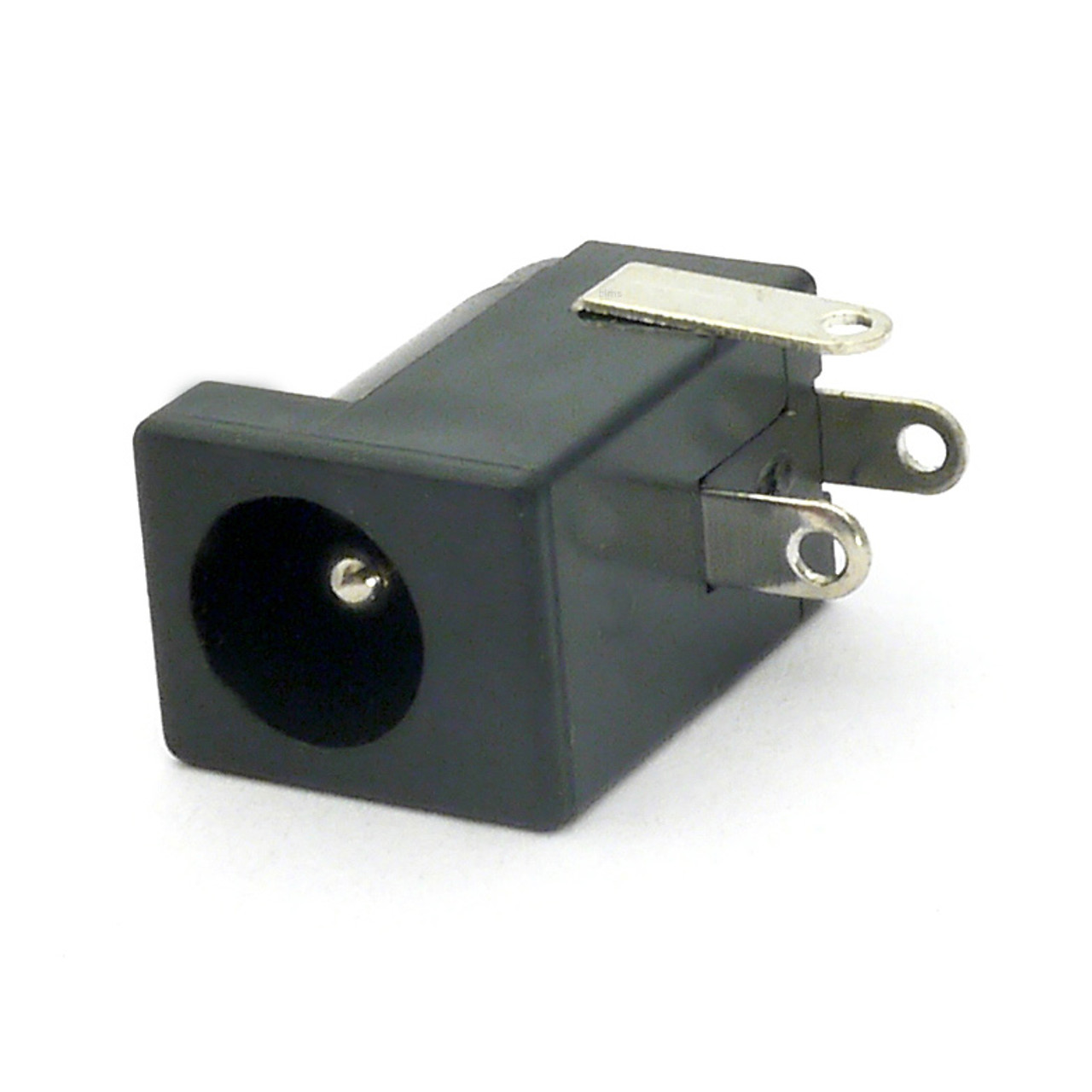 hight resolution of pcb mount dc power jack switchable works with batteries for stompbox building