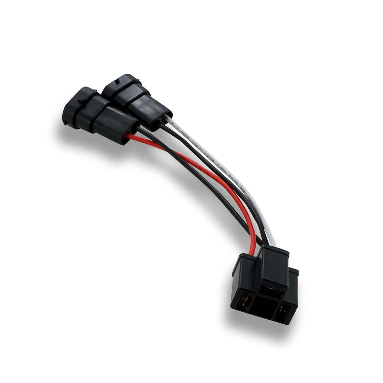 hight resolution of headlight h4 to h9 h11 adapter for harley