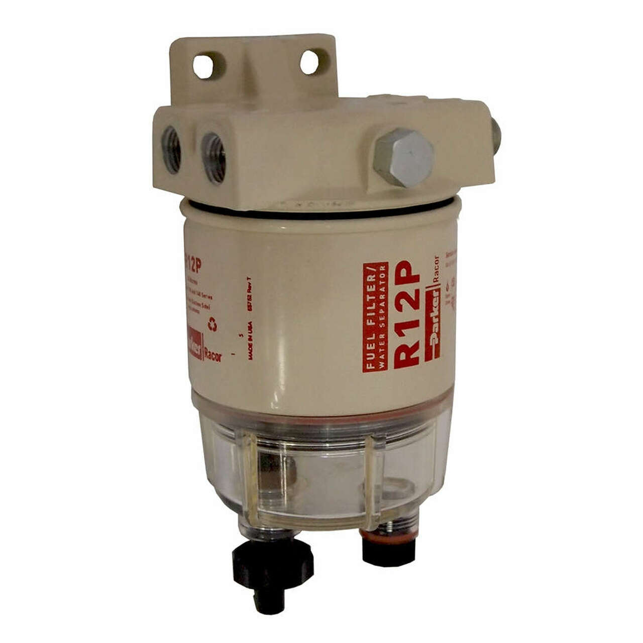 racor 120a low flow fuel filter water separator filter assembly 30racor 120a low flow fuel filter [ 1280 x 1280 Pixel ]