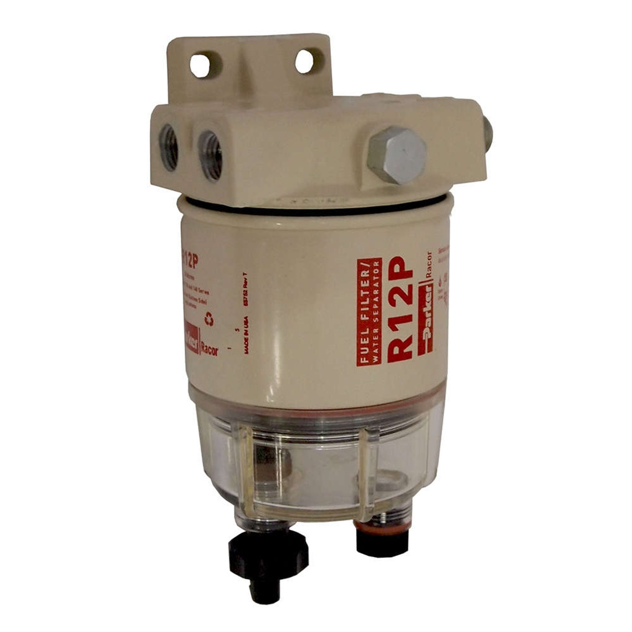 medium resolution of racor 120a low flow fuel filter water separator filter assembly 30racor 120a low flow fuel filter