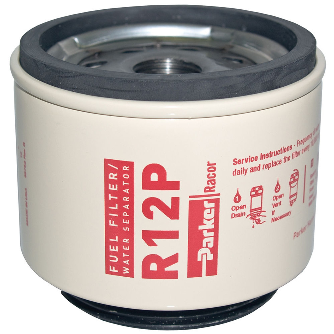 hight resolution of racor 120a low flow fuel filter water separator 30 micron