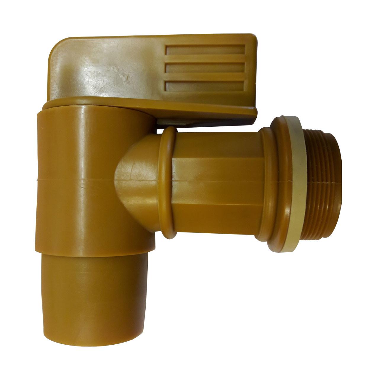 2 in npt high flow drum faucet