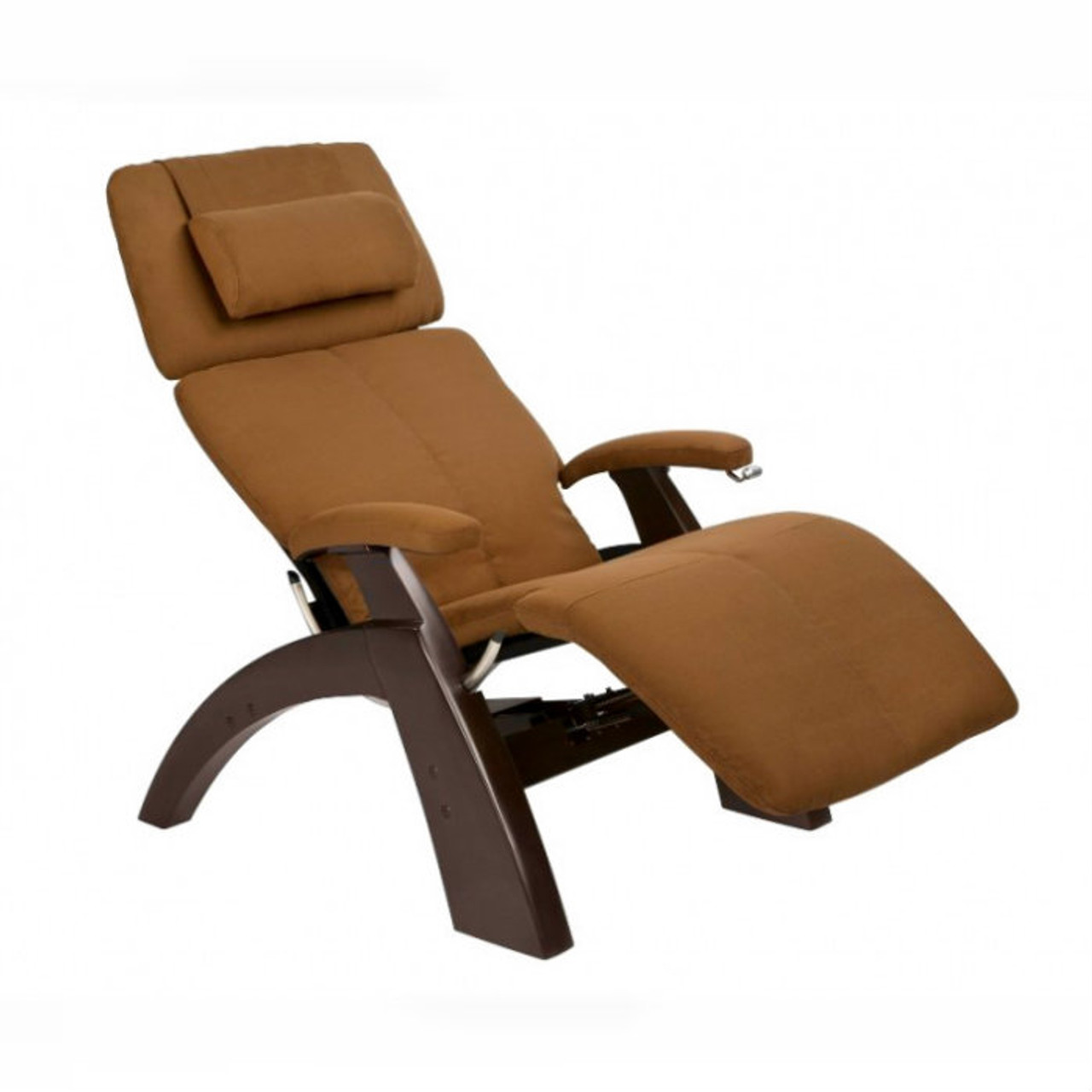human touch chairs linen dining chair covers australia pc 095 zero gravity recliner classic power unwind com the shown in cashew sofsuede ready to relax your day away