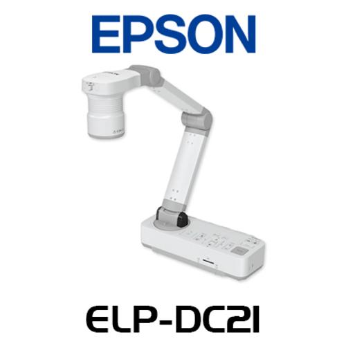 Epson ELP-DC21 Visualiser / Document Camera | AV Australia Online