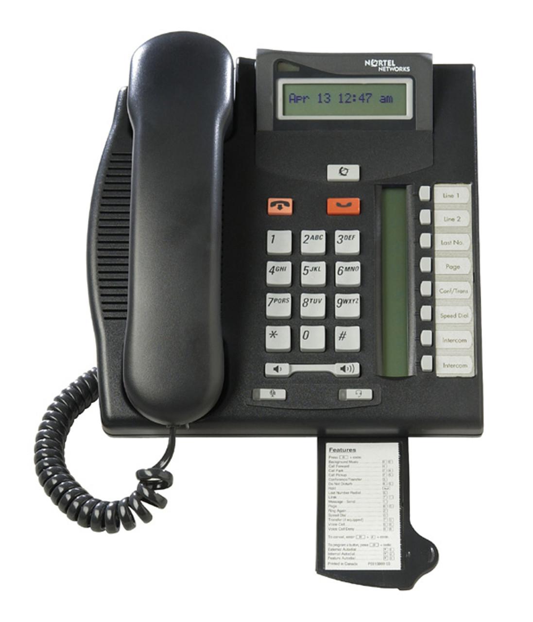 small resolution of nortel norstar t7208 telephone
