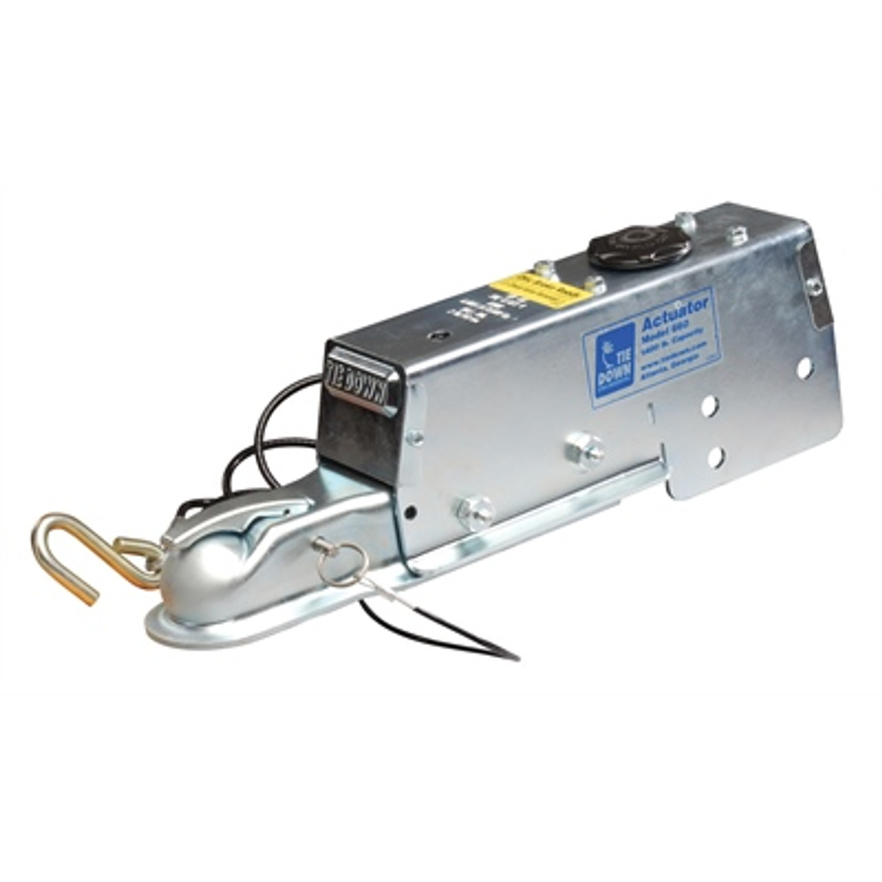 hight resolution of brake coupler tie down engineering model 660 actuator at champion trailers