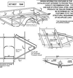 build your own utility trailer with champion trailers complete identify chevy axles front trailer axle schematic [ 3341 x 2811 Pixel ]